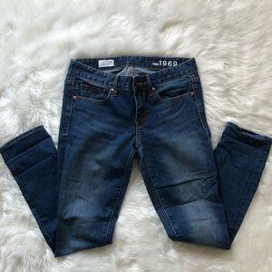 GAP Always Skinny Jeans 26s